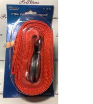 Kit 4 cinta fita para prender carga 5,0 cm x 3,5 metros  gancho - Western