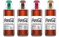 Kit 4 coke coca-cola signature mixers 200ml - coleção - Coca Cola