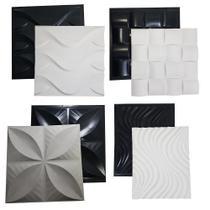 Kit 4 Formas Gesso/cimento Abs Envio Imediato Lindíssimos - Xmoldes formas 3d