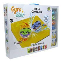 Kit 4 Gyro Star Pista de Combate Arena Disney Pixar Dtc -