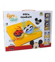 Kit 4 Gyro Star Pista de Combate Arena Disney Pixar - DTC -