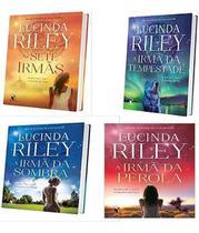 Kit 4 Livros As Sete Irmãs Lucinda Riley - Arqueiro