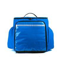 KIT 4 Mochila/bag Impermeável Térmica Entrega Motoboy AZ - Ibags