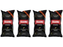 Kit 4 Pacotes Salgadinho Resenha Churrasco - 50g cada Brahma