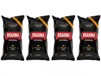 Kit 4 Pacotes Salgadinho Resenha Frango - 50g cada Brahma