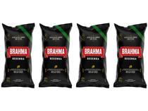 Kit 4 Pacotes Salgadinho Resenha Queijo Suíço - 50g cada Brahma