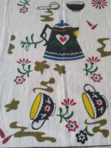 Kit 4 panos de copa arte de cozinhar - Textilarte