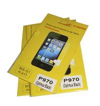 Kit 4 Películas Plástico LG Optimus Black P970 - H' maston