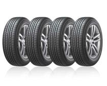Kit 4 pneu aro 14 185/65r14 86h laufenn g fit as lh41