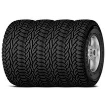 Kit 4 Pneu Continental Aro 15 205/60r15 91h Fr Crosscontact At