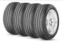 Kit 4 Pneu General Tire Aro 14 Evertrek Rt 175/65r14 82t By Continental -