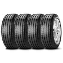 Kit 4 Pneu Pirelli Aro 16 195/55r16 91v Cinturato P7 Extra Load -