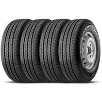 Kit 4 Pneu Pirelli Aro 16 215/75r16 113r Chrono -