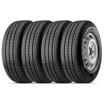 Kit 4 Pneu Pirelli Aro 16 225/75r16c 118r Chrono -