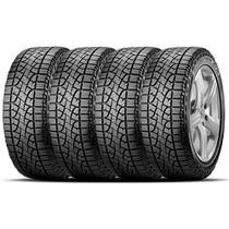 Kit 4 Pneu Pirelli Aro 16 235/85r16 120r Scorpion Atr Letras Brancas -