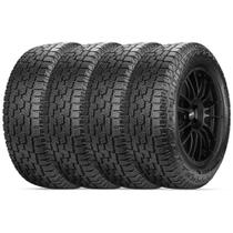 Kit 4 Pneu Pirelli Aro 16 245/70r16 111t Scorpion Str -