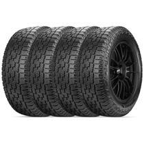 Kit 4 Pneu Pirelli Aro 16 265/75r16 116t Scorpion All Terrain Plus -