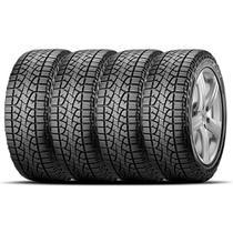 Kit 4 Pneu Pirelli Aro 18 275/65r18 116h Scorpion Atr -