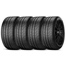 Kit 4 Pneu Pirelli Aro 20 235/45r20 100w P Zero Mo Extra Load -
