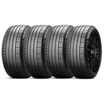Kit 4 Pneu Pirelli Aro 20 235/50r20 104y Extra Load J LR P Zero -