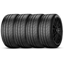 Kit 4 Pneu Pirelli Aro 20 255/50r20 109w Xl P Zero JLR -