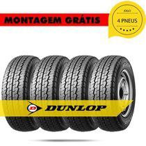 Kit 4 Pneus 195 70 R15c 104s Splt30 Dunlop Vitara bongo eurovan caravelle sprinter hr - Gnr