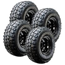 Kit 4 Pneus Aro 15 GT Radial 33x12,5 R15 Adventuro Mud-Terrain 108Q