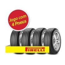Kit 4 pneus Aro 15 Pirelli 195/55R15 85H Cinturato P7 -