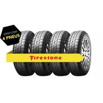 Kit 4 pneus Aro 16 Firestone F-600 205/55R16 91V - Bridgestone