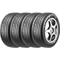 kit 4 pneus Aro16 Goodyear Eagle Sport 205/55r16 91v - Goodyear do brasil