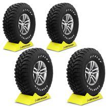 Kit 4 Pneus Dunlop Aro 15 31X10.50R15 109N GRANDTREK MT1 Caminhonete Pick-Up Com LETRAS BRANCAS -