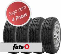 KIT 4 Pneus Fate 205/60R15 AR-35 Advance 91H TL