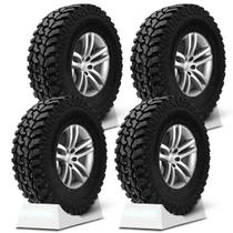 Kit 4 Pneus Firestone 31x10.50R15 109Q Aro 15 Destination M/T 23