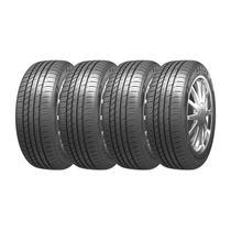 Kit 4 pneus passeio 195/60r15 88v atrezzo elite sailun -