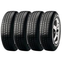 Kit 4 Pneus Pirelli Aro 13 165/70r13 79t P4 Cinturato -