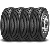 Kit 4 Pneus Pirelli Aro 22.5 295/80r22.5 152/148m Fr88 -