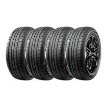 Kit 4 Pneus XBRI Aro 15 195/60R15 Ecology 88H