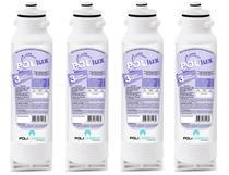 Kit 4 Refil Filtro Purificador Água Electrolux PA10N PA20G PA25G PA30G PA40G - Policarbon