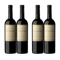 Kit 4 Vinho Argentino Dv Catena Cabernet Malbec  750 ML - Catena Zapata