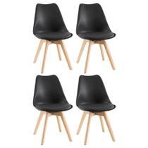 KIT - 4 x cadeiras Leda - Loft7