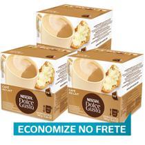 Kit 48 Cápsulas Nescafé Dolce Gusto Au Lait - Nestlé -