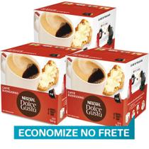 Kit 48 Cápsulas Nescafé Dolce Gusto  Caffè Matinal - Nestlé -