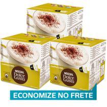 Kit 48 Cápsulas Nescafé Dolce Gusto Cappuccino - Nestlé -