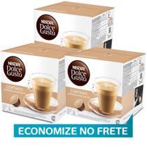 Kit 48 Cápsulas Nescafé Dolce Gusto Cortado - Nestlé -
