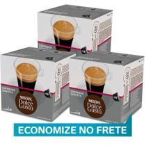 Kit 48 Cápsulas Nescafé Dolce Gusto Espresso Barista Nestlé -