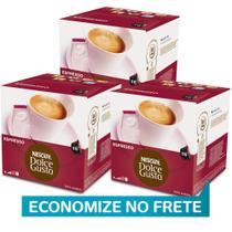 Kit 48 Cápsulas Nescafé Dolce Gusto Espresso - Nestlé -