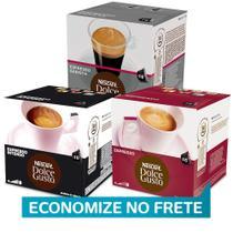 Kit 48 Cápsulas Nescafé Dolce Gusto Espressos - Nestlé -