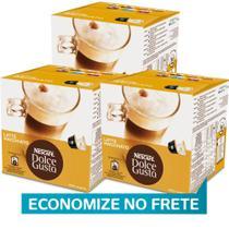 Kit 48 Cápsulas Nescafé Dolce Gusto Latte Machiatto - Nestlé -