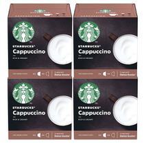 Kit 48 Cápsulas Nescafé Dolce Gusto Starbucks Cappuccino - Nestlé -