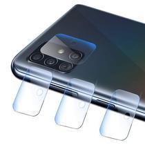 Kit 4x Películas Câmera Lente Samsung Galaxy A51 + Kit Aplicação - Encapar
